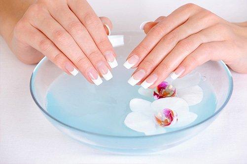 Из чего сделать ванночку для ногтей в домашних условиях 286