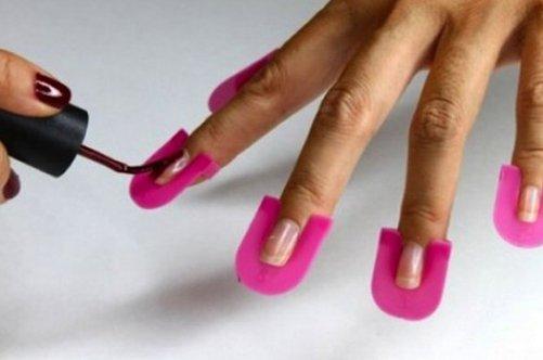 Красивые ногти домашних условиях
