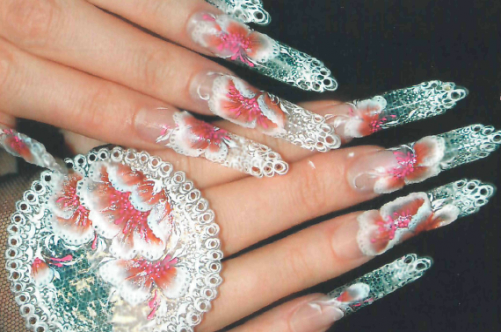 Видео по теме кружевной дизайн ногтей