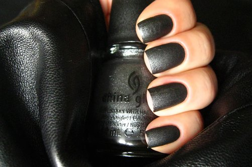 Обзор лака China Glaze Hunger Games Collection - Stone Cold