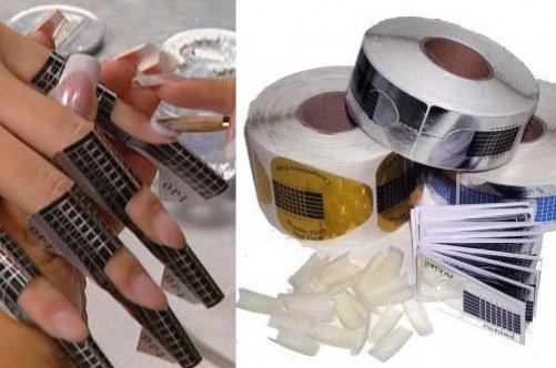 Для наращивания ногтей что необходимо