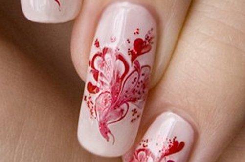 Креативные ногти своими руками идеи и