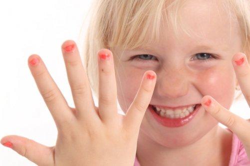 Что делать если ребенок отрывает ногти