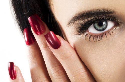 Как укрепить ногти гель-лаком