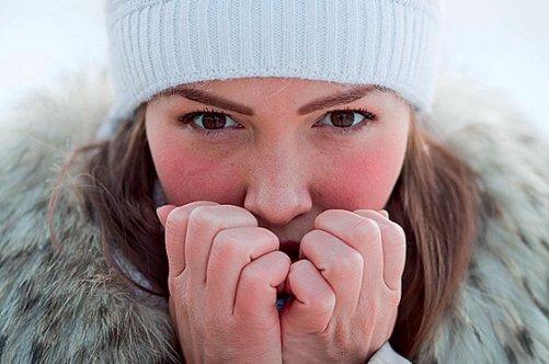 Синеют ногти при холоде: причины посинения   Красивые ногти